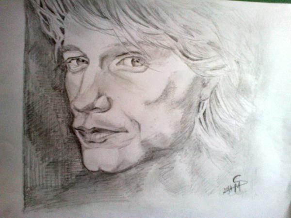 Jon Bon Jovi by noisette